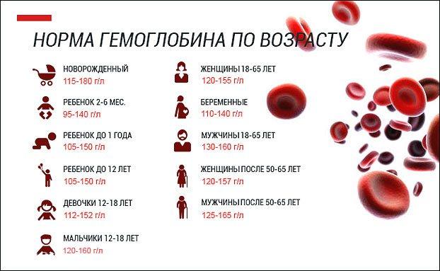 Гемоглобин — что это такое - простыми словами