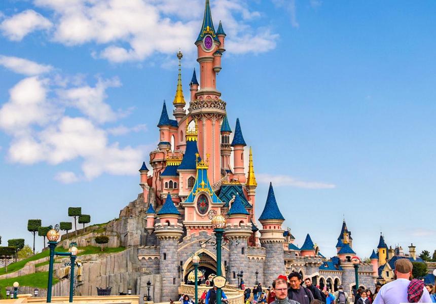 Диснейленд парижа: история, подробное описание, структура