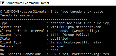 Step by step guide to install microsoft teredo tunneling adapter