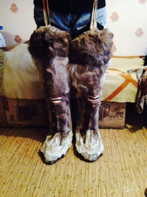Пимы – ненецкая обувь для всей семье
