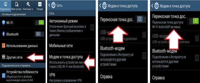 Мобильная точка доступа: что такое в телефоне и как подключить точку