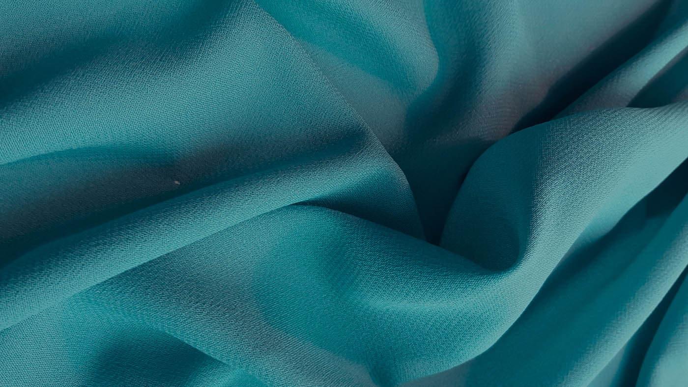 Ткань креп - описание, разновидности и состав, технология производства, свойства и уход за изделиями