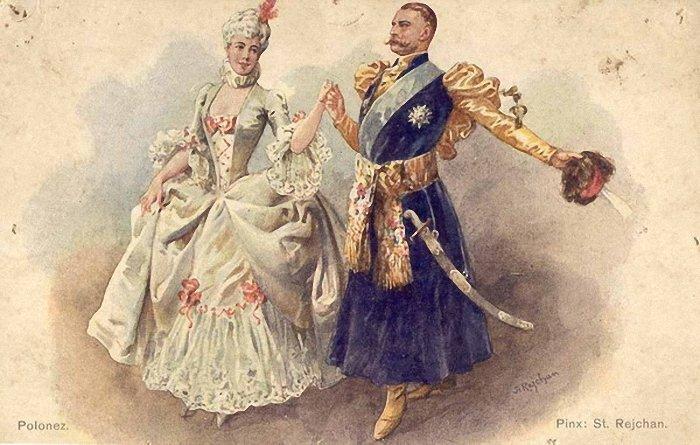 Полонез | dance вики | fandom