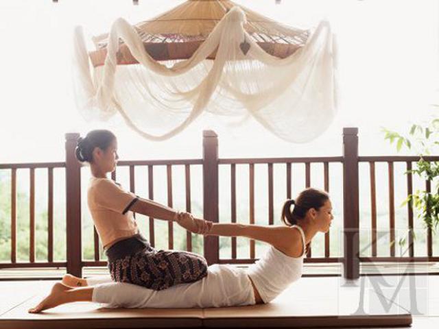 Польза и вред тайского массажа, техника выполнения, описание