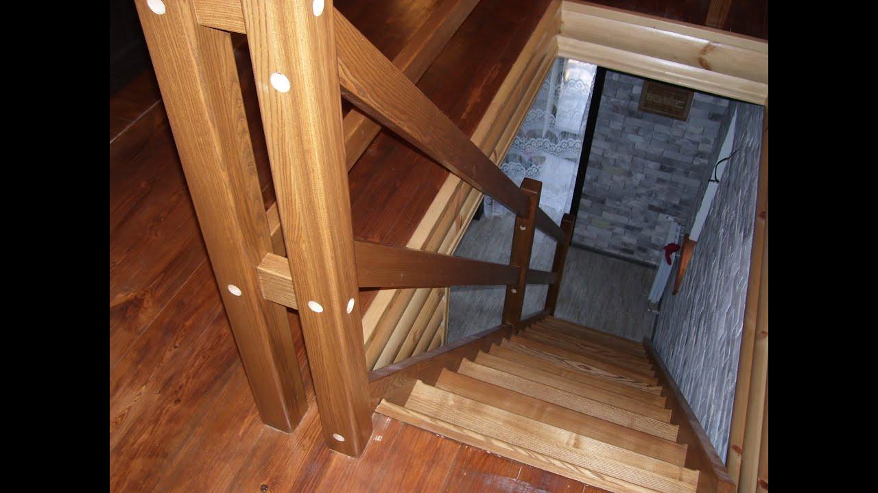 Что такое тетива лестницы - всё о лестницах