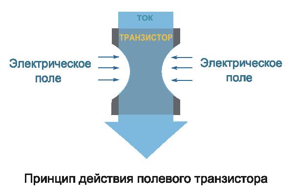 Принцип работы, разновидности и устройство транзистора