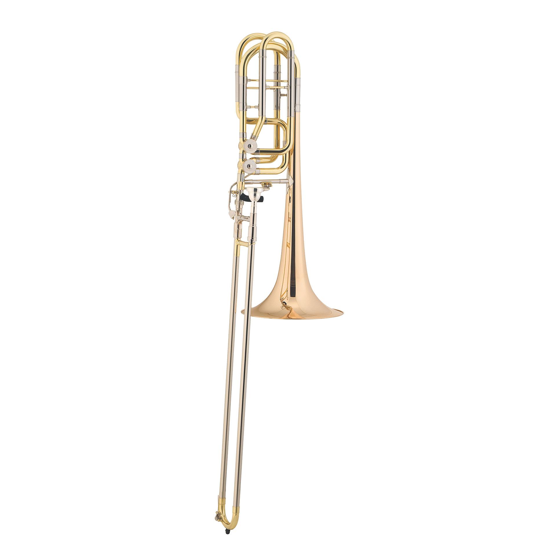 Тромбон - музыкальный инструмент симфонического оркестра | энциклопедия волынки (bagpipe).