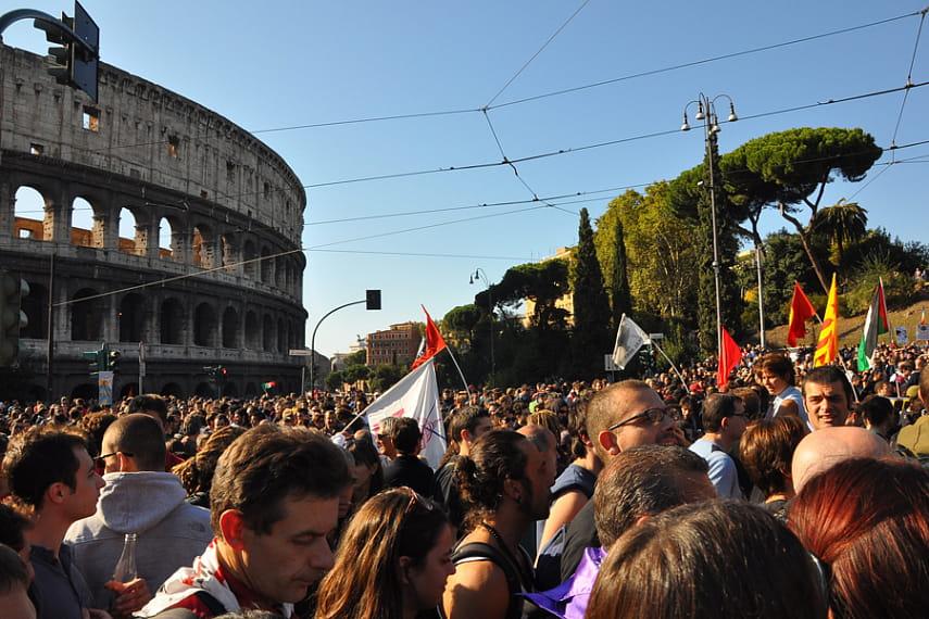 Итальянская забастовка