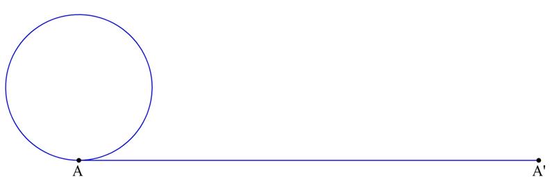 Чему равна длина окружности и по какой формуле ее найти через диаметр