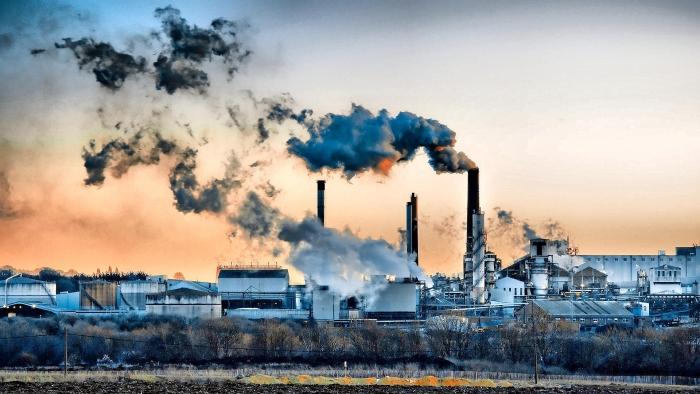 Начинающий эколог - выбросы зв в атмосферу