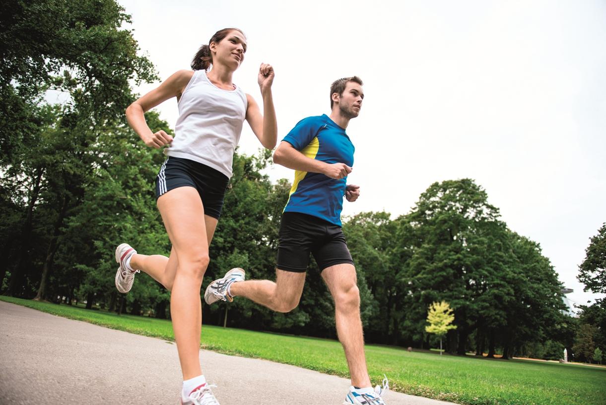 Бег трусцой (джоггинг, шаркающий бег): польза или вред?