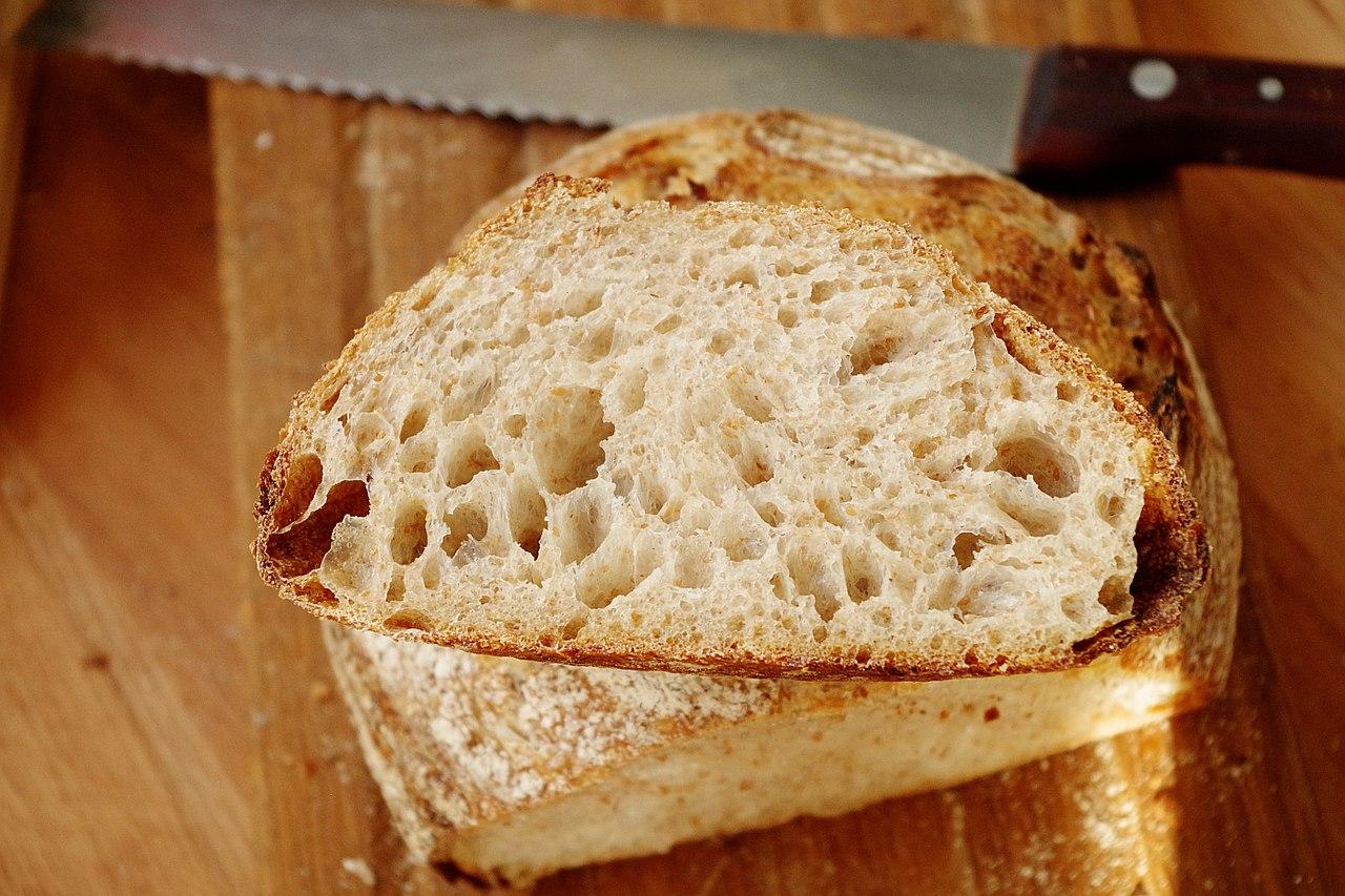 Хлеб подовый - определение. польза подового хлеба. рецептура хлеба подового