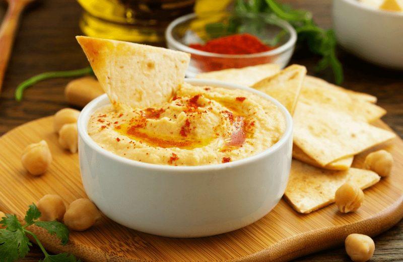 Что такое хумус и как его едят. какой хумус на вкус