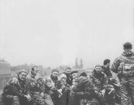 Икона спецназа. история краповогоберета