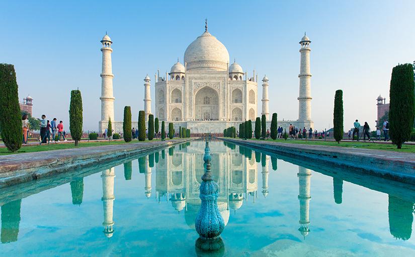 Загадка тадж-махала: памятник любви или трон аллаху?