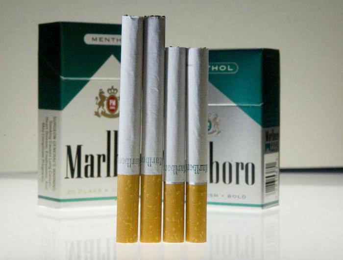 Сигареты мальборо: продукция знаменитого американского бренда