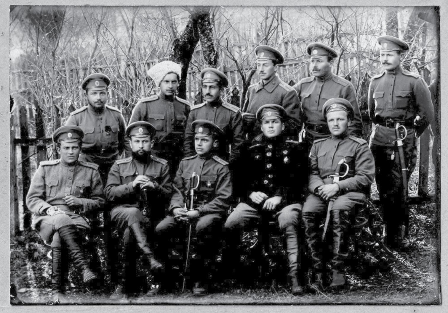 Первая мировая война (1914 - 1918)