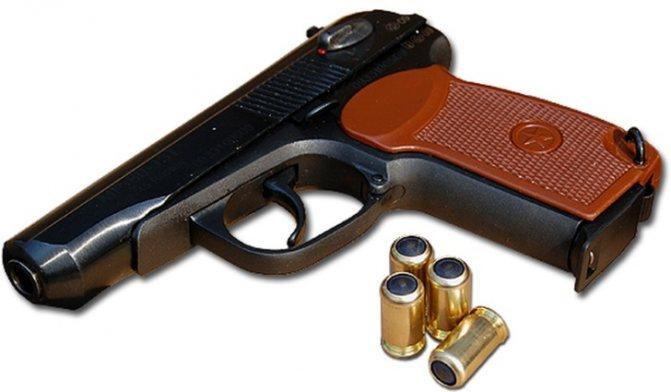 Охолощенное оружие что это ?