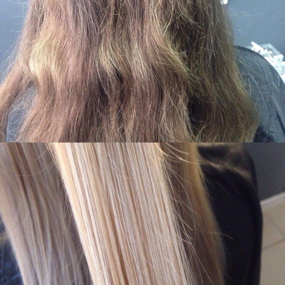 Полировка волос – что это за процедура