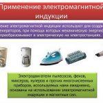 Явление электромагнитной индукции: определение, применение