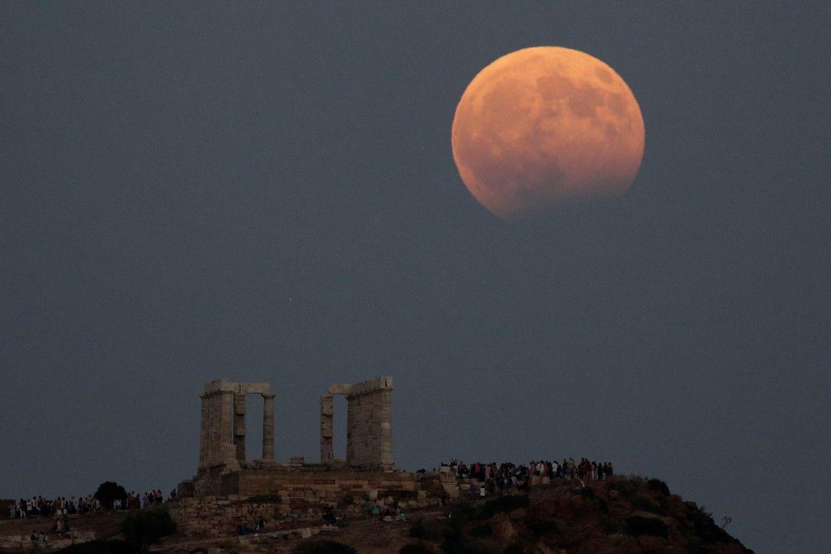 Что такое затмение солнечное и лунное?