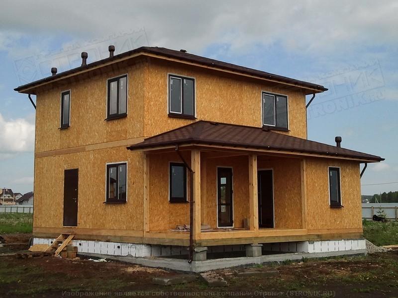 Дом из сип-панелей: плюсы и минусы, отзывы владельцев, фото