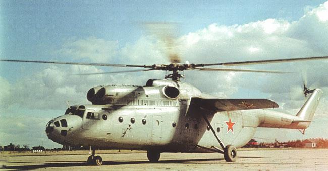 Ми-6 тяжелый боевой вертолет, технические характеристики ттх, описание, грузоподъемность и скорость, катастрофы и история создания
