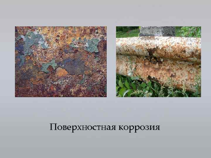 Что такое коррозия металлов