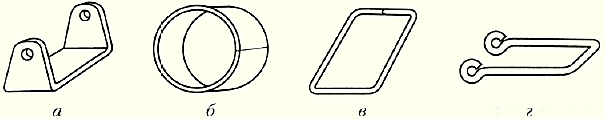 § 28. получение отверстий в заготовках из металлов и искусственных материалов