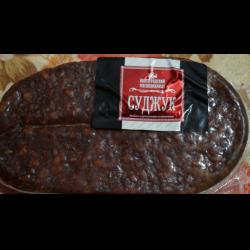 Что это такое суджук: рецепт сыровяленой колбасы, из чего делают в домашних условиях, из какого мяса, говядины, конины, свинины, цена за 1 кг, калорийность, а также фото