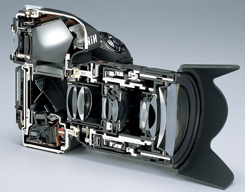 Что такое фотоаппарат. простое пояснение сложных вещей