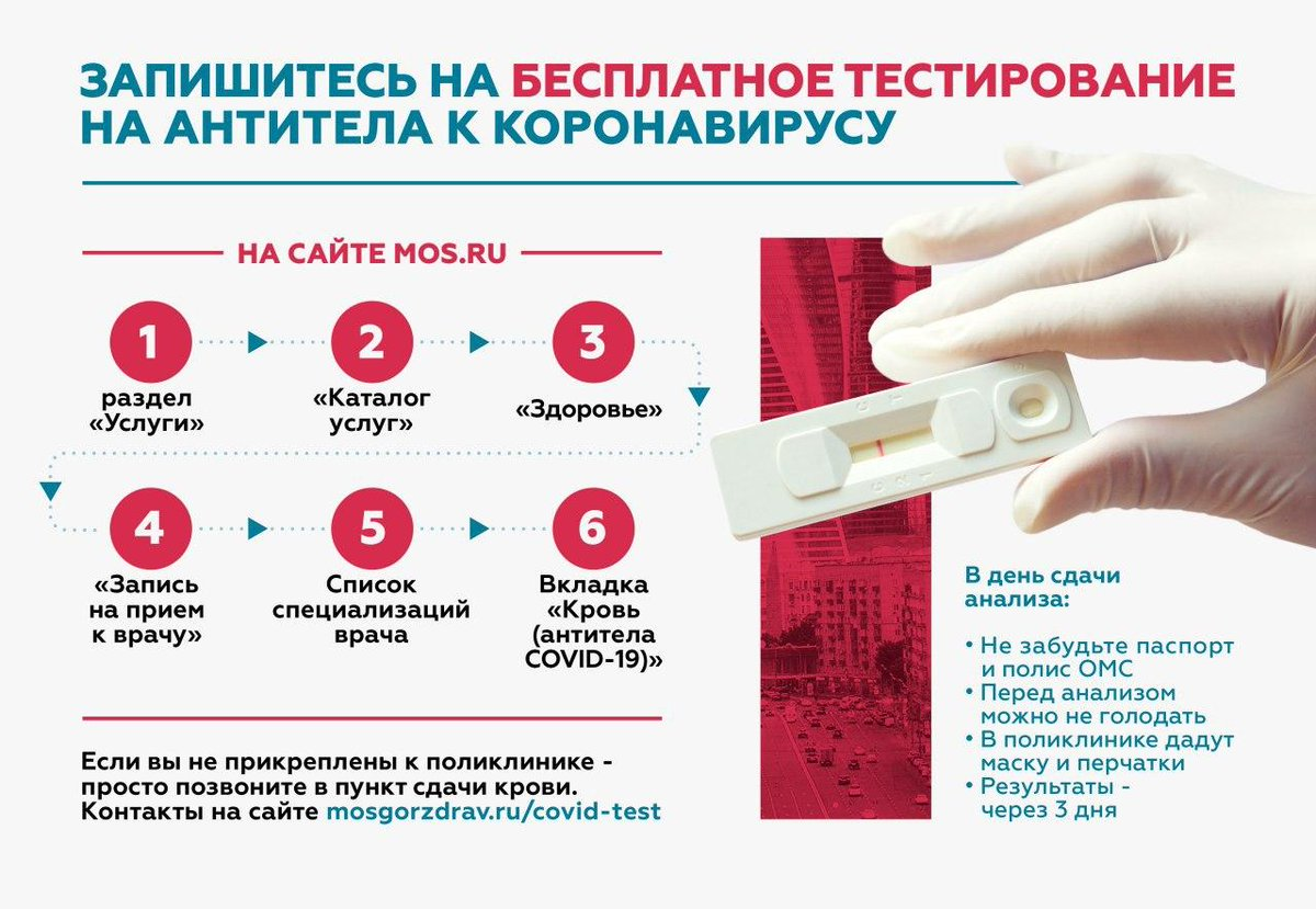Антитела к коронавирусу: что значит, сдать анализ, результаты