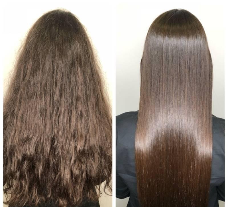 Нанопластика волос: 6 фактов о новой процедуре