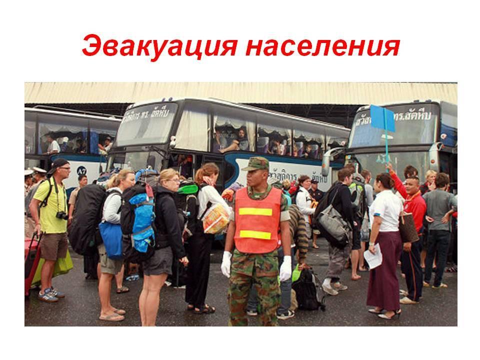 Эвакуация из города: причины, цели и рекомендации