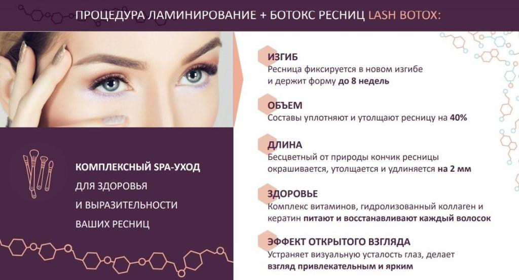 Ботокс ресниц: фото до и после, плюсы и минусы процедуры