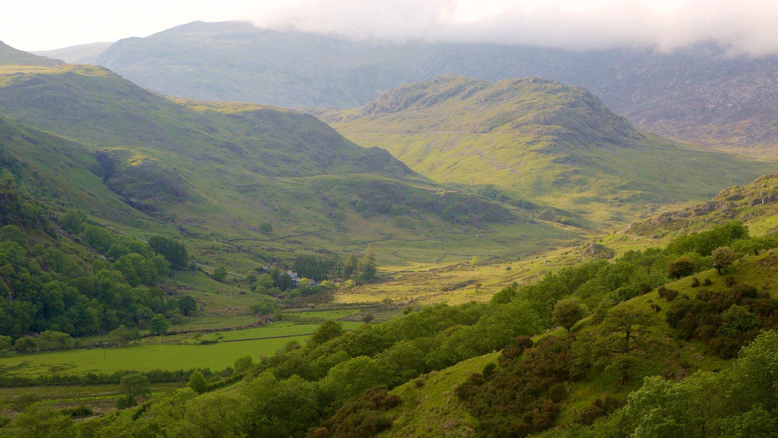 Уэльс – край древних замков и удивительных по красоте природных парков