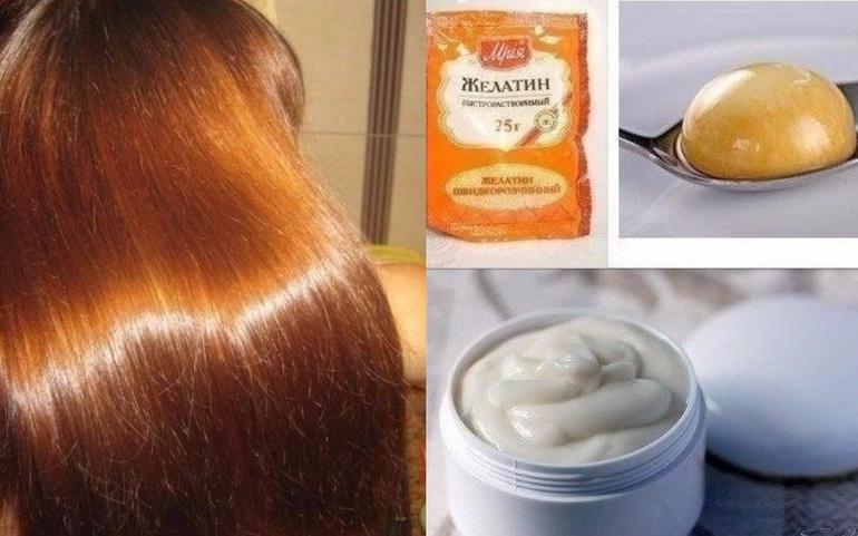 Ламинирование волос в домашних условиях: видео, фото