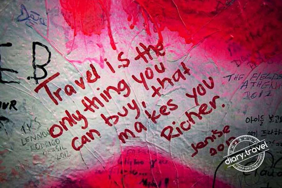 Лучшие цитаты о путешествиях - известные высказывания и афоризмы