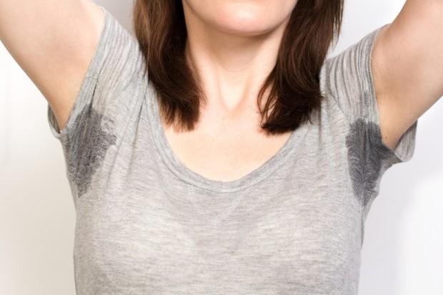 От чего зависит запах пота и как его уменьшить