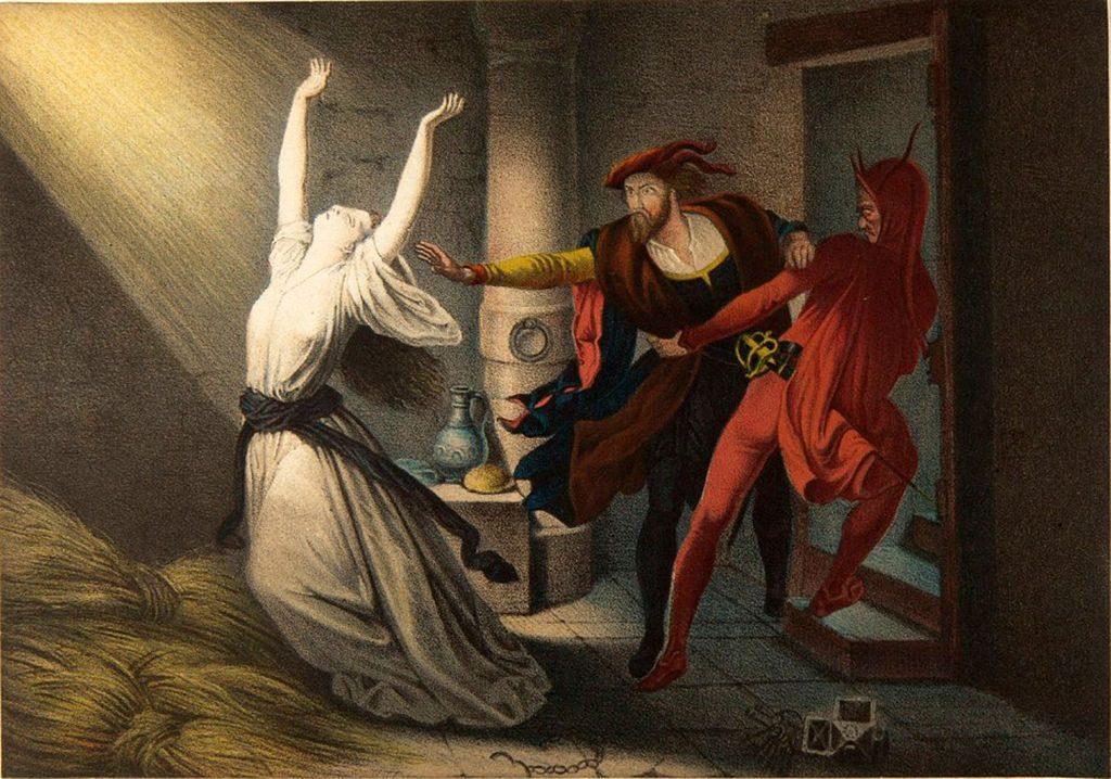 Кто такой сатана? история, интересные факты и образ