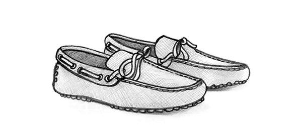 Что за обувь — индейские мокасины?