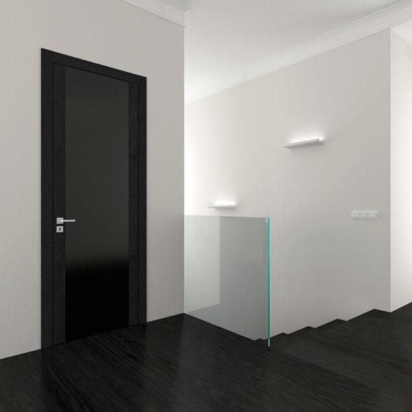 Межкомнатные двери в интерьере: как подобрать вид и цвет дверей для определенного интерьера