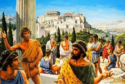 Рождение греческого полиса, его характерные особенности