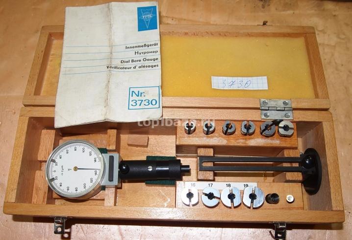 Поверочно-измерительные инструменты