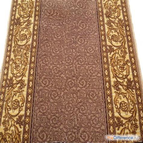 Чем отличается ковёр от паласа: что представляет собой ковёр, особенности паласа.