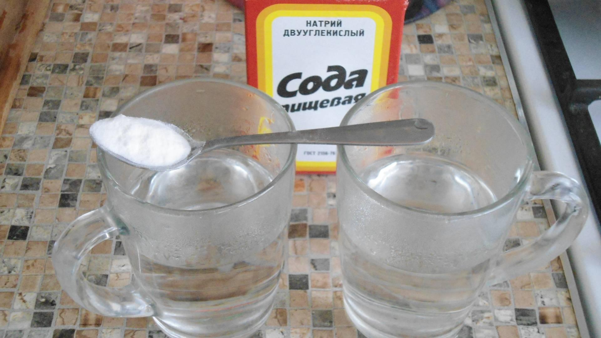 Содовая вода - что это такое, как сделать в домашних условиях | voda-info