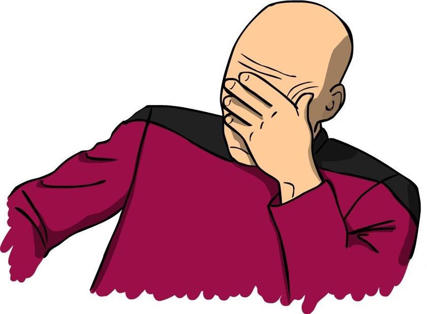 У парней на этот счёт своё мнение. что такое facepalm? значение термина фейспалм в интернете. а дакфейс — что это такое?    авторские колонки