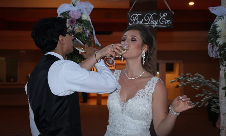 Как правильно пить на брудершафт