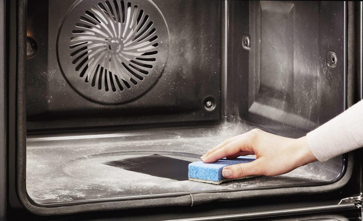 Каталитическая очистка духовки - что это такое, при какой температуре