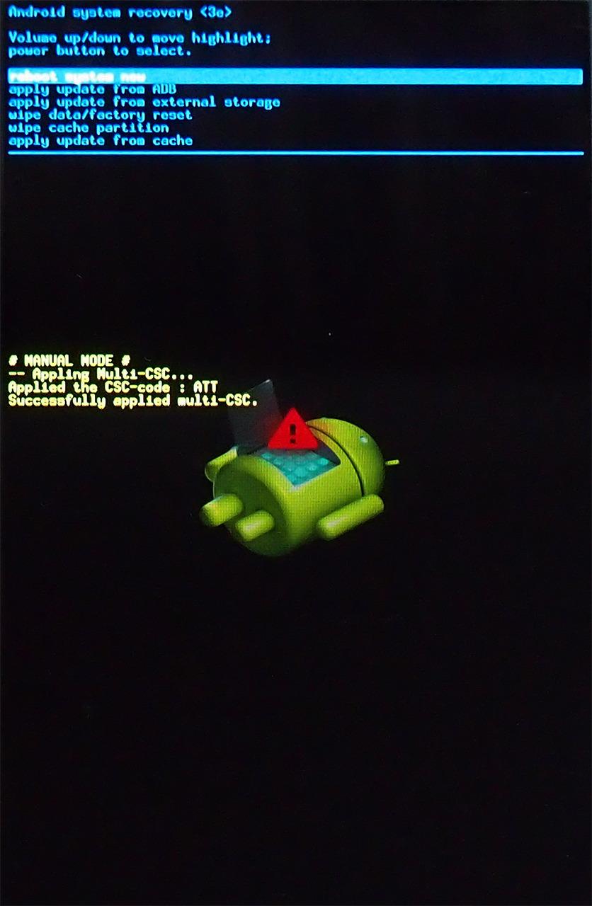 Как установить recovery на андроид